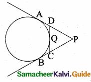 Samacheer Kalvi 10th Maths Guide Chapter 4 Geometry Additional Questions 14