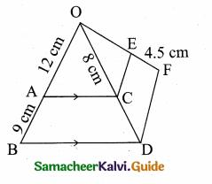 Samacheer Kalvi 10th Maths Guide Chapter 4 Geometry Additional Questions 32