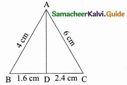 Samacheer Kalvi 10th Maths Guide Chapter 4 Geometry Additional Questions 33