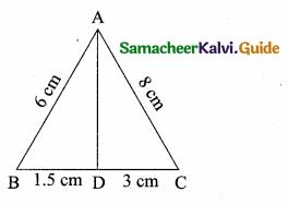 Samacheer Kalvi 10th Maths Guide Chapter 4 Geometry Additional Questions 34
