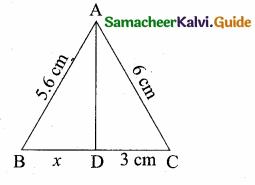 Samacheer Kalvi 10th Maths Guide Chapter 4 Geometry Additional Questions 35