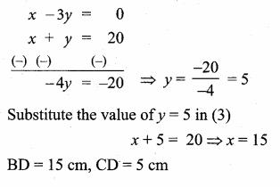 Samacheer Kalvi 10th Maths Guide Chapter 4 Geometry Additional Questions 40