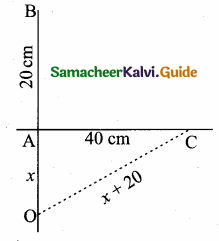 Samacheer Kalvi 10th Maths Guide Chapter 4 Geometry Additional Questions 43