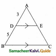 Samacheer Kalvi 10th Maths Guide Chapter 4 Geometry Additional Questions 45