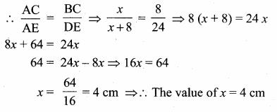 Samacheer Kalvi 10th Maths Guide Chapter 4 Geometry Additional Questions 50