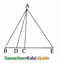 Samacheer Kalvi 10th Maths Guide Chapter 4 Geometry Additional Questions 51