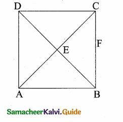 Samacheer Kalvi 10th Maths Guide Chapter 4 Geometry Additional Questions 52
