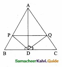 Samacheer Kalvi 10th Maths Guide Chapter 4 Geometry Additional Questions 54