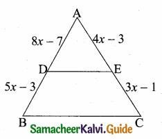 Samacheer Kalvi 10th Maths Guide Chapter 4 Geometry Ex 4.2 2