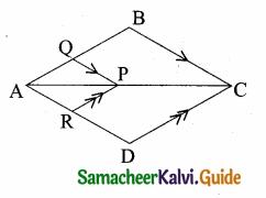 Samacheer Kalvi 10th Maths Guide Chapter 4 Geometry Ex 4.2 8