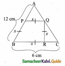 Samacheer Kalvi 10th Maths Guide Chapter 4 Geometry Ex 4.2 9