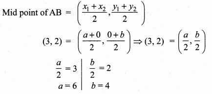 Samacheer Kalvi 10th Maths Guide Chapter 5 Coordinate Geometry Additional Questions 15