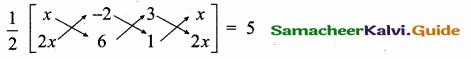 Samacheer Kalvi 10th Maths Guide Chapter 5 Coordinate Geometry Additional Questions 4