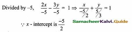 Samacheer Kalvi 10th Maths Guide Chapter 5 Coordinate Geometry Additional Questions 5