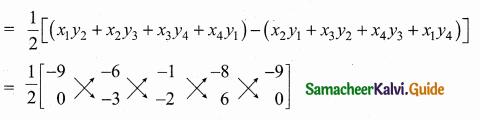 Samacheer Kalvi 10th Maths Guide Chapter 5 Coordinate Geometry Ex 5.1 15