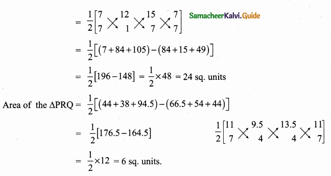 Samacheer Kalvi 10th Maths Guide Chapter 5 Coordinate Geometry Ex 5.1 28