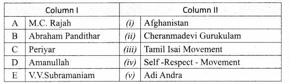 Samacheer Kalvi 10th Social Science Guide History Chapter 10 Social Transformation in Tamil Nadu 7