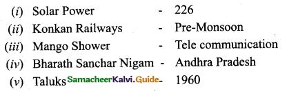 Samacheer Kalvi 10th Social Science Model Question Paper 5 English Medium - 3