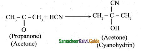 Tamil Nadu 12th Chemistry Model Question Paper 1 English Medium - 26