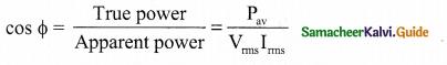 Tamil Nadu 12th Physics Model Question Paper 4 English Medium 4