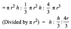 Samacheer Kalvi 10th Maths Guide Chapter 7 Mensuration Ex 7.5 Q15