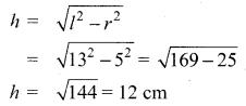 Samacheer Kalvi 10th Maths Guide Chapter 7 Mensuration Ex 7.5 Q3