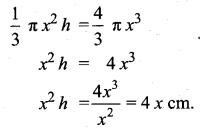 Samacheer Kalvi 10th Maths Guide Chapter 7 Mensuration Ex 7.5 Q9