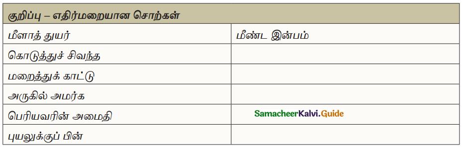Samacheer Kalvi 10th Tamil Guide Chapter 4.5 இலக்கணம் - பொது - 13