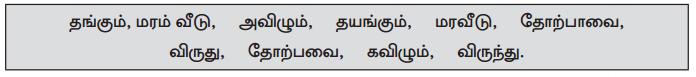 Samacheer Kalvi 10th Tamil Guide Chapter 6.6 அகப்பொருள் இலக்கணம் - 5
