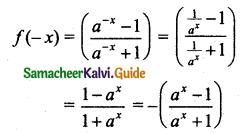 Samacheer Kalvi 11th Business Maths Guide Chapter 5 Differential Calculus Ex 5.1 Q1