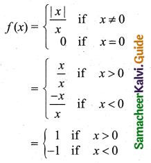 Samacheer Kalvi 11th Business Maths Guide Chapter 5 Differential Calculus Ex 5.1 Q7.9
