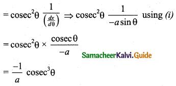 Samacheer Kalvi 11th Business Maths Guide Chapter 5 Differential Calculus Ex 5.9 Q1.3