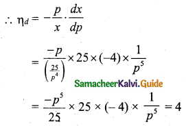 Samacheer Kalvi 11th Business Maths Guide Chapter 6 Applications of Differentiation Ex 6.1 Q11.2