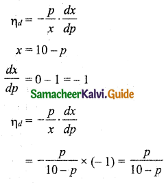 Samacheer Kalvi 11th Business Maths Guide Chapter 6 Applications of Differentiation Ex 6.1 Q15