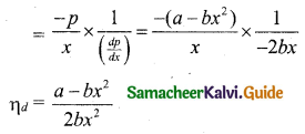 Samacheer Kalvi 11th Business Maths Guide Chapter 6 Applications of Differentiation Ex 6.1 Q5.1