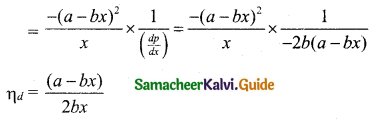 Samacheer Kalvi 11th Business Maths Guide Chapter 6 Applications of Differentiation Ex 6.1 Q5