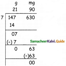 Samacheer Kalvi 5th Maths Guide Term 2 Chapter 4 Measurements Ex 4.1 14