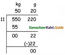 Samacheer Kalvi 5th Maths Guide Term 2 Chapter 4 Measurements Ex 4.1 15