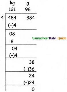 Samacheer Kalvi 5th Maths Guide Term 2 Chapter 4 Measurements Ex 4.1 16