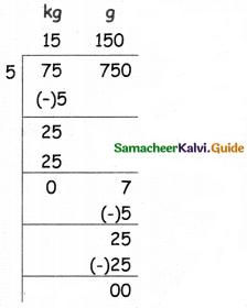 Samacheer Kalvi 5th Maths Guide Term 2 Chapter 4 Measurements Ex 4.1 20