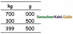 Samacheer Kalvi 5th Maths Guide Term 2 Chapter 4 Measurements Ex 4.1 8