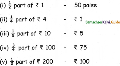 Samacheer Kalvi 5th Maths Guide Term 2 Chapter 5 Interconcept Ex 5.4 2