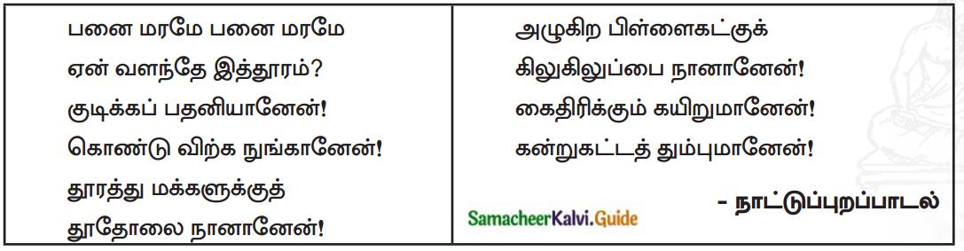 Samacheer Kalvi 7th Tamil Guide Chapter 7.5 அணி இலக்கணம் 3