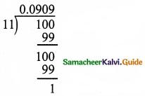 Samacheer Kalvi 8th Maths Book Answers Chapter 1 Numbers Ex 1.1 10
