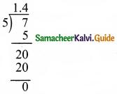 Samacheer Kalvi 8th Maths Book Answers Chapter 1 Numbers Ex 1.1 13