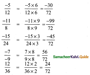 Samacheer Kalvi 8th Maths Book Answers Chapter 1 Numbers Ex 1.1 31