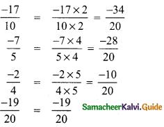 Samacheer Kalvi 8th Maths Book Answers Chapter 1 Numbers Ex 1.1 34