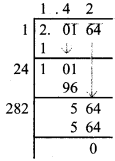 Samacheer Kalvi 8th Maths Guide Answers Chapter 1 Numbers Ex 1.4 19