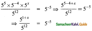 Samacheer Kalvi 8th Maths Guide Answers Chapter 1 Numbers Ex 1.6 11