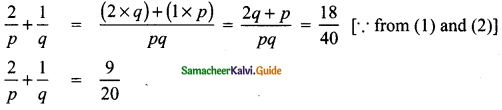 Samacheer Kalvi 8th Maths Guide Answers Chapter 1 Numbers Ex 1.7 19